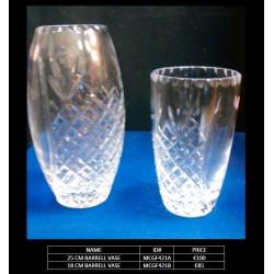 25 CM Barrel Vase