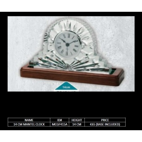 Mantel Clock (Base included)