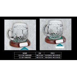 15 cm Tankard with Base