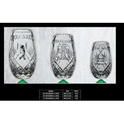 20 CM Barrel Vase