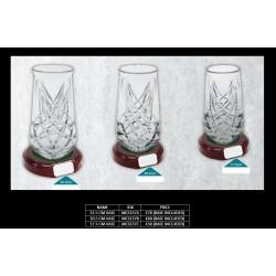 22.5 CM Vase with Base